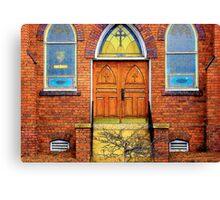 House of God Canvas Print