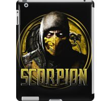 MKX - Scorpion iPad Case/Skin
