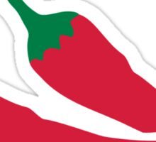 Red chilies Sticker