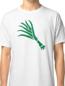 Green onion Classic T-Shirt