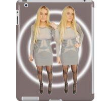 Lindsay Grey iPad Case/Skin