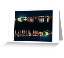 Night Visions Greeting Card