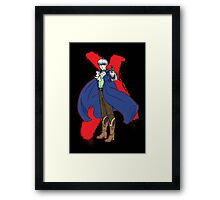 The Priest Framed Print