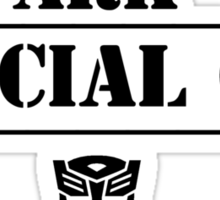 Ark- Special Ops Sticker