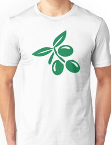 Green olive Unisex T-Shirt
