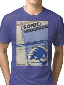 Megadrive - Sonic the Hedgehog Tri-blend T-Shirt