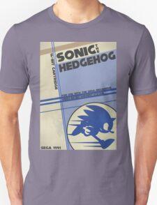 Megadrive - Sonic the Hedgehog T-Shirt