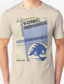 Megadrive - Sonic the Hedgehog T-Shirt