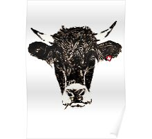 swiss-cow Poster