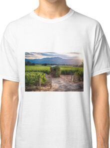 Little Shed in a Vineyard Classic T-Shirt