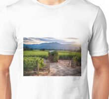 Little Shed in a Vineyard Unisex T-Shirt
