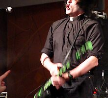 Peter Steele in Motion by Sanguine