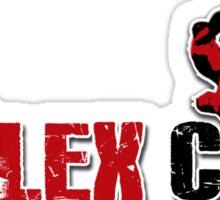 Suplex City Sticker