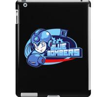 Blue Bombers iPad Case/Skin