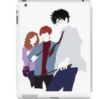 Harry Potter Minimalism iPad Case/Skin