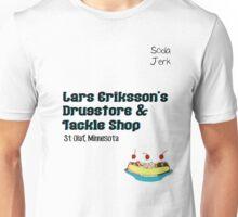 Lars Erikkson's Drug Store & Tackle Shop Unisex T-Shirt