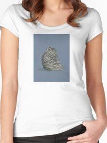 The Sand Yeti Women's Fitted Scoop T-Shirt