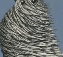 The Sand Yeti Sticker