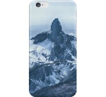 Black Tusk, Garibaldi Provincial Park. View from Whistler mountain top. B.C. iPhone Case/Skin