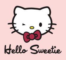 Hello Sweetie One Piece - Long Sleeve