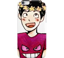 Flower Crown - Phil iPhone Case/Skin