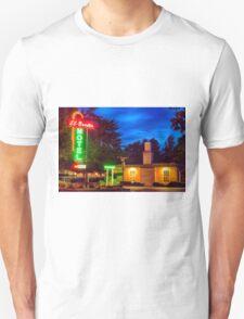Napa Motel Neon T-Shirt