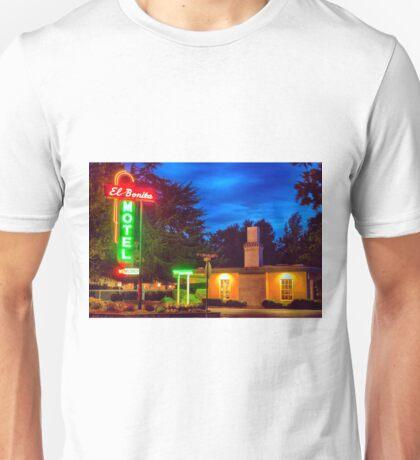 Napa Motel Neon Unisex T-Shirt