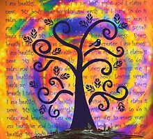 Tree of Perfect Health by Agata Lindquist