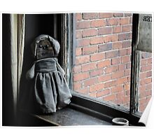 Old Dolly, Loved and Worn Poster