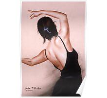Dancer's Back  Poster