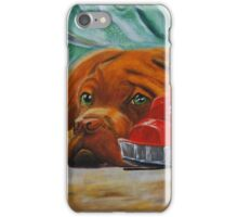 i'm waiting you home iPhone Case/Skin
