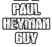 Paul Heyman Guy by KayfabesDead