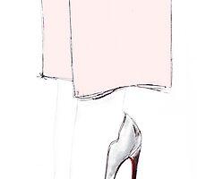 Posing in Pink by FallintoLondon