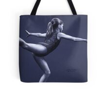 Scale Pose  Tote Bag