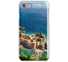 Vernazza from Above iPhone Case/Skin