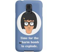 Tina  Samsung Galaxy Case/Skin