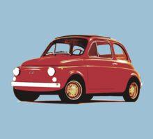 Original Fiat 500 Kids Clothes