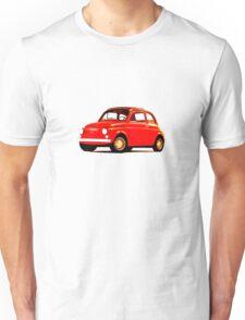 Original Fiat 500 Unisex T-Shirt