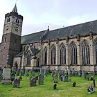 Dunblane Cathedral by Braedene