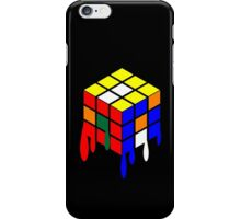 Dripping Cube iPhone Case/Skin