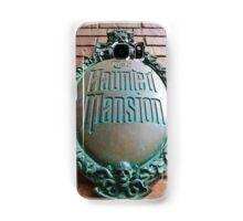 Haunted Mansion sign Samsung Galaxy Case/Skin