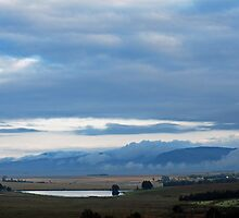 Clouds Above and Below by laureenr