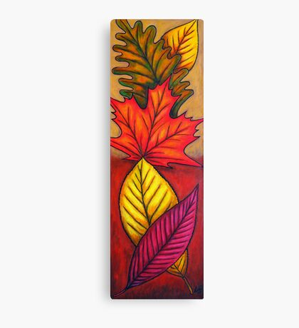 Autumn Glow Canvas Print