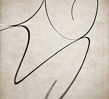 Curly line by Barbara  Corvino