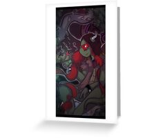 Fairy - Raph Greeting Card