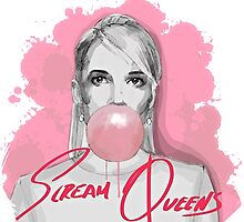 Scream Queens by luterocleric