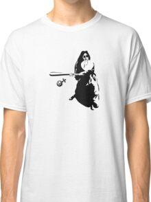 On a home nun Classic T-Shirt