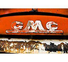 GMC Photographic Print
