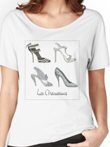 Les Chaussures Women's Relaxed Fit T-Shirt