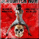 Slaughter Row by ZOMBIETEETH